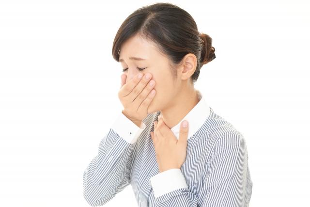お口が起こす健康トラブル!⑧肺炎