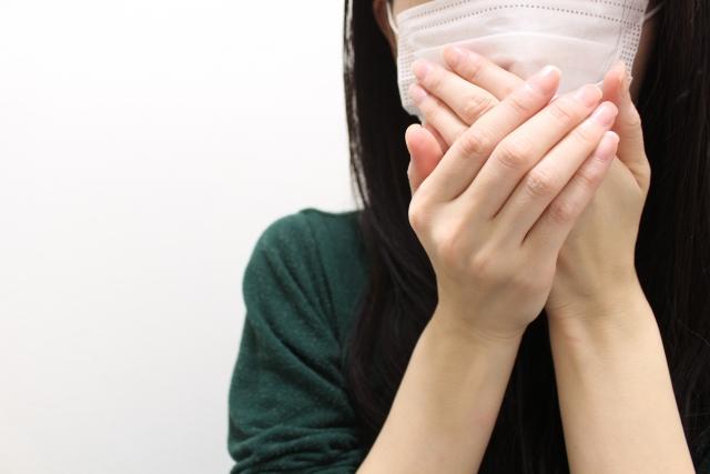 お口が起こす健康トラブル!①口臭