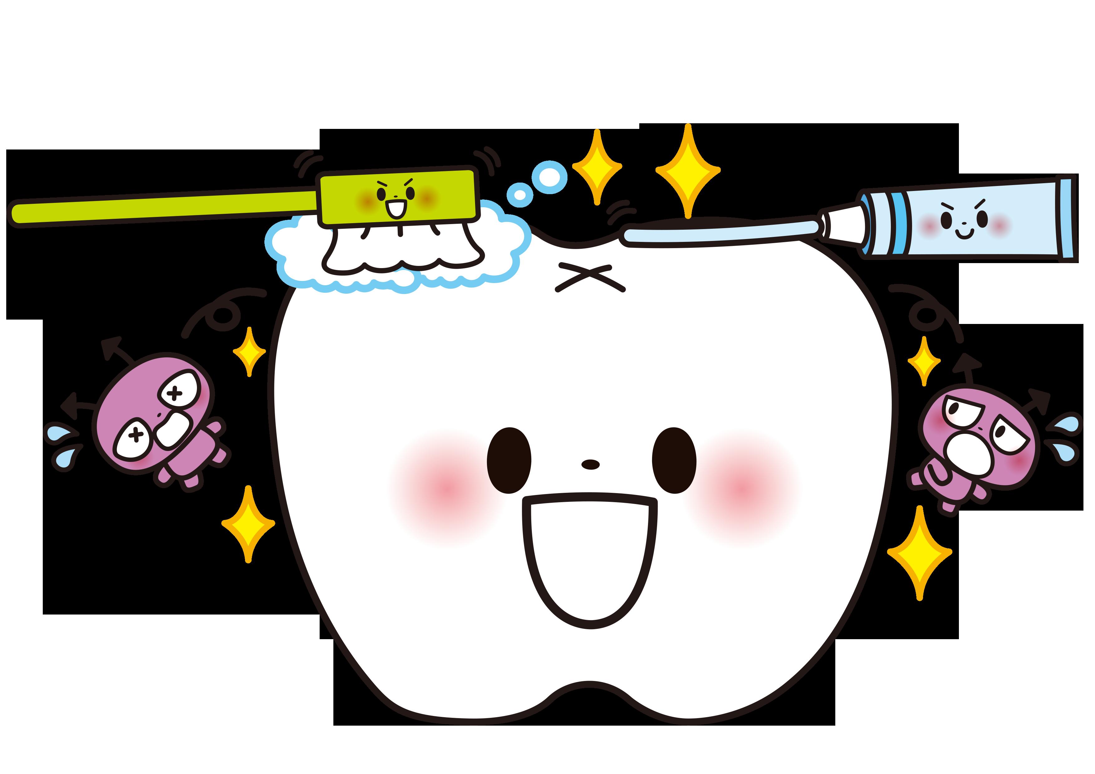 6月4日は「むし歯予防デー」