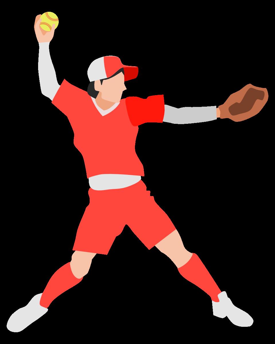 スポーツと歯の話し22 女子ソフト・上野投手の歯